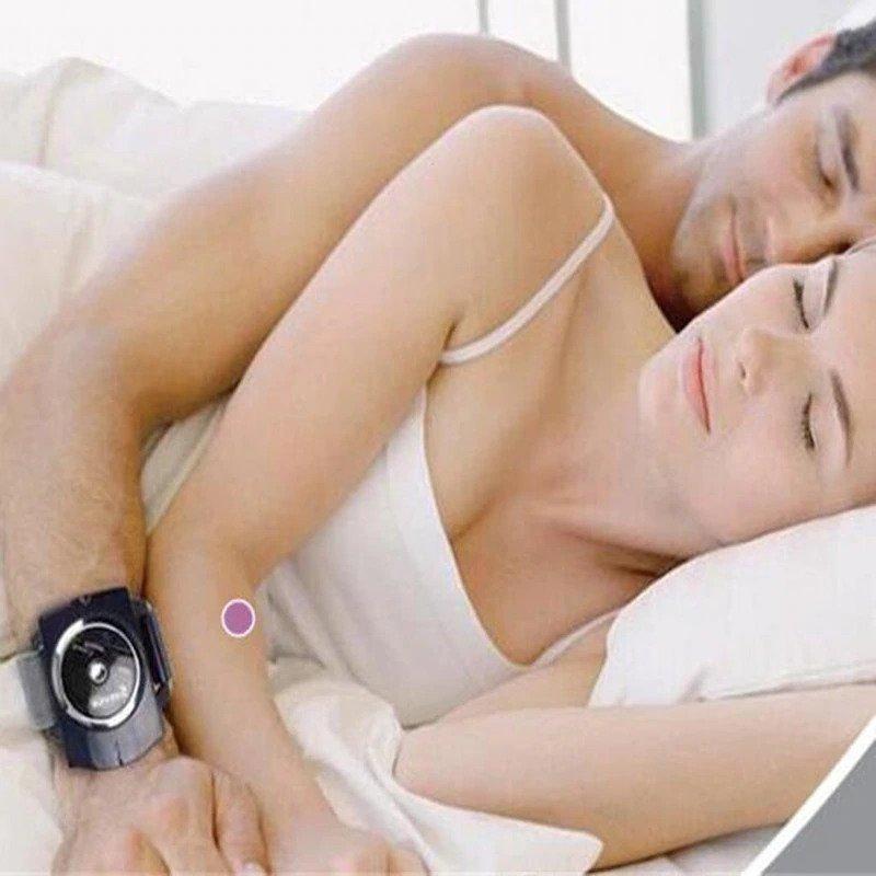 Bracelet anti-ronflements