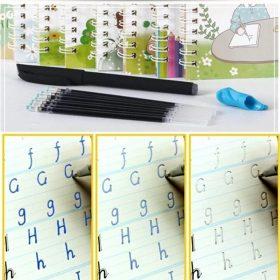 Cahier apprentissage écriture