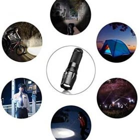 Lampe torche ultra-puissante tellya