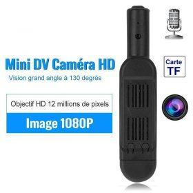 Enregistreur vidéo et audio hd