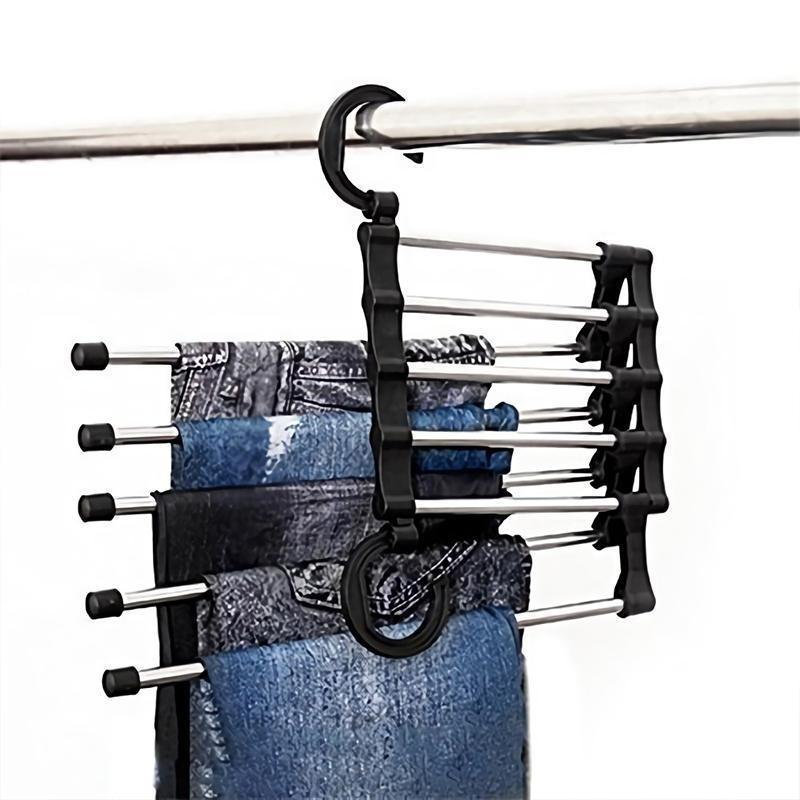 Cintre multifonctionnel - crochet hook