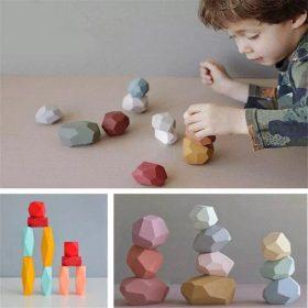 Construction éducatif petit menhir - montessori
