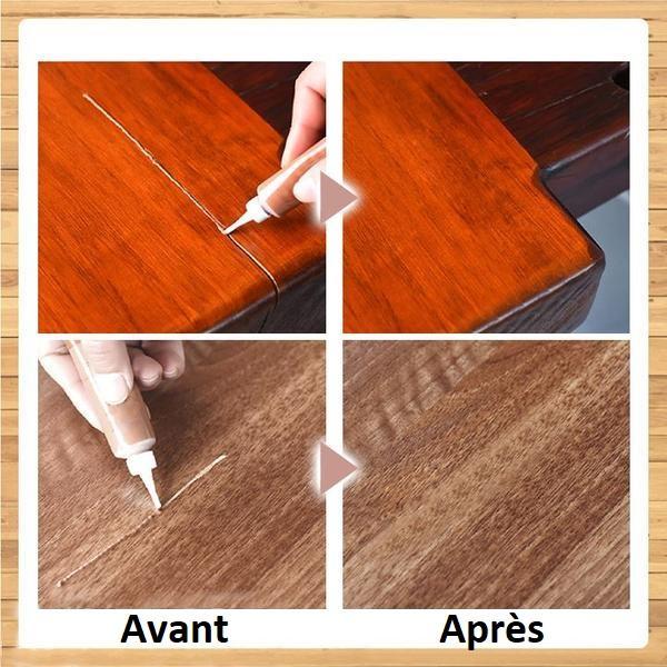 Kit restauration meuble bois - stickrepair