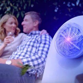 Lampe anti-moustique uv