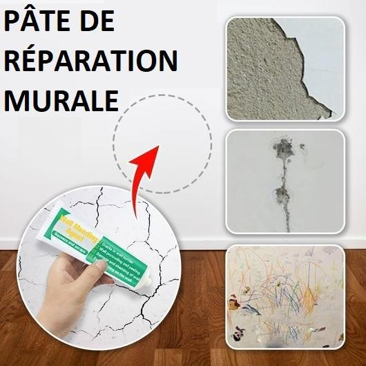 Pâte de réparation murale