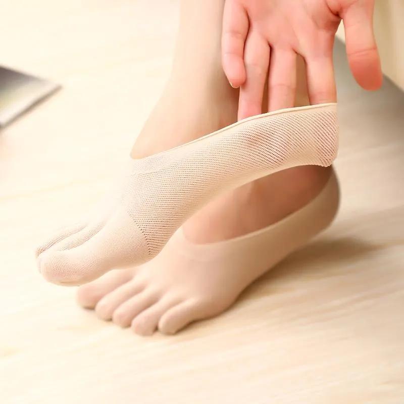 Chaussettes orthopédiques de compression