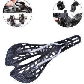 Selle à suspension intégrée de qualité supérieure - ultraleger