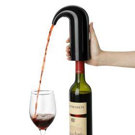 L'aérateur de vin intelligent