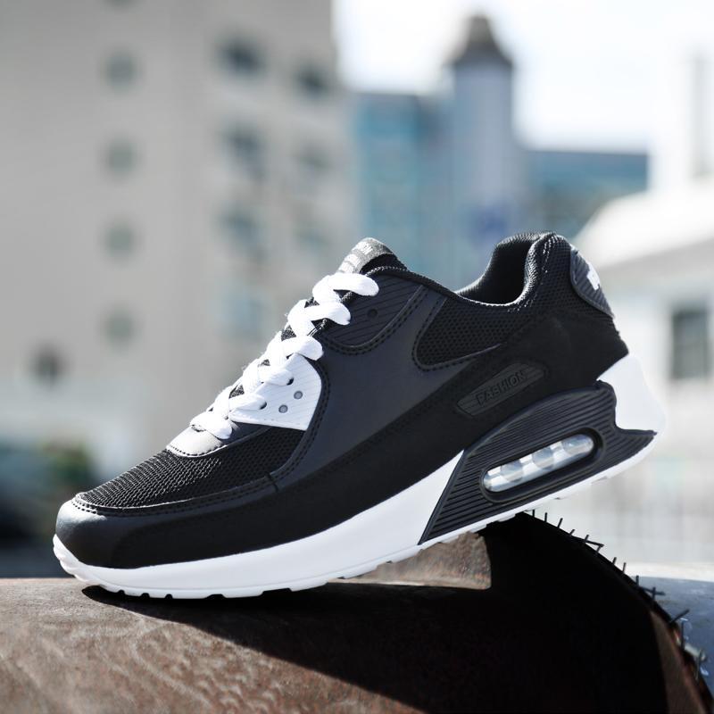 Comfiwears – Air Cushion Lace Up Shoes