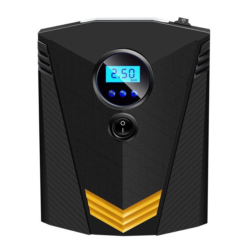 Compresseur d'air portatif 150 psi - gonfleur pneu de voiture