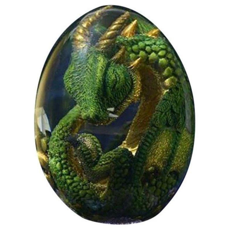 Décoration oeuf de dragon