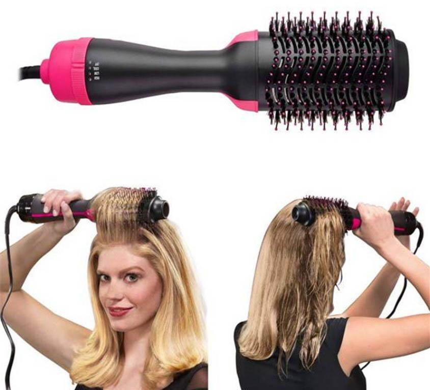 Brosser sèche cheveux proioni