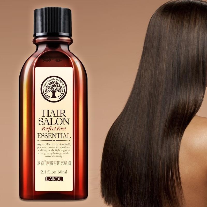Huile d'argan  cheveux sec - arganexpert